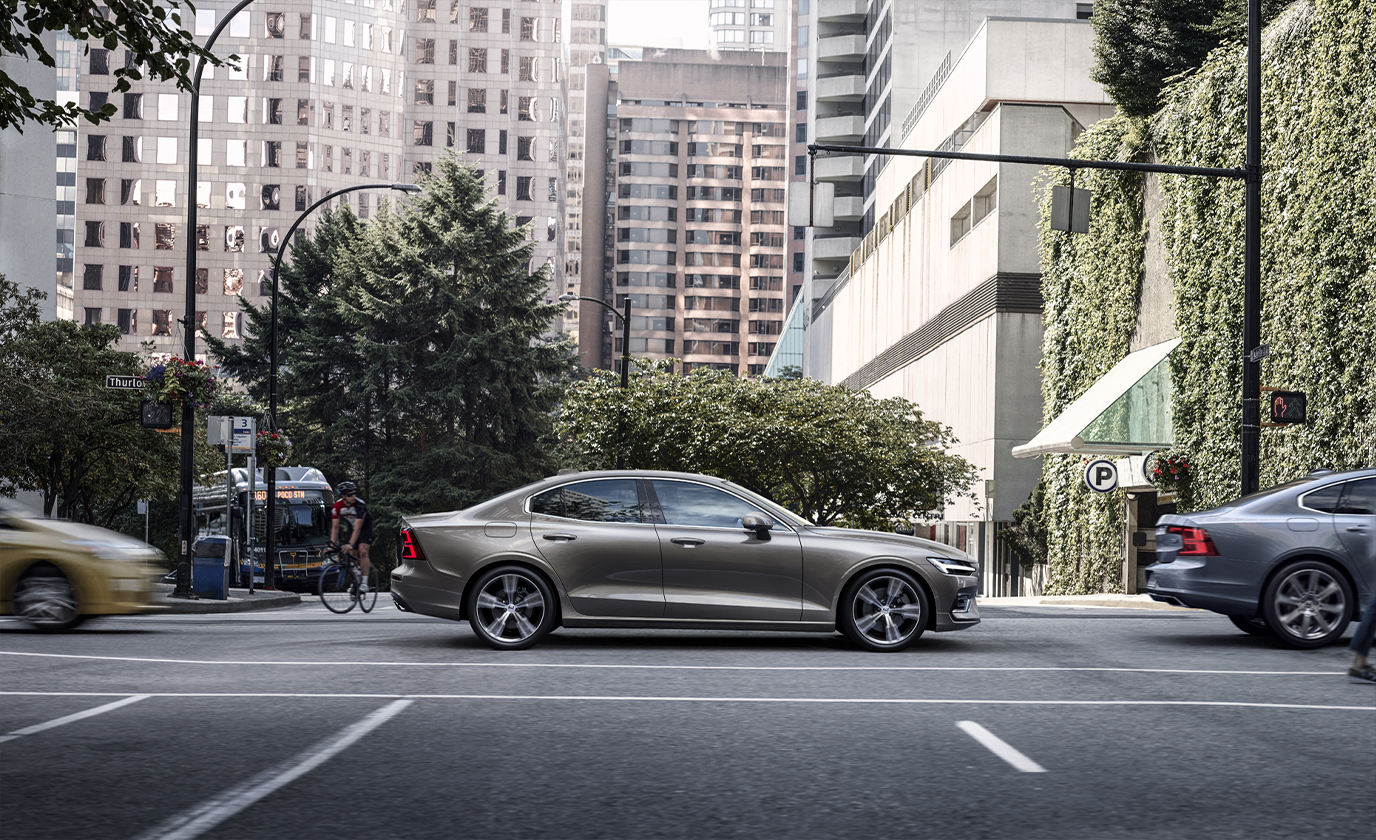 Volvo Cars, Launching of 'THE NEW S60'