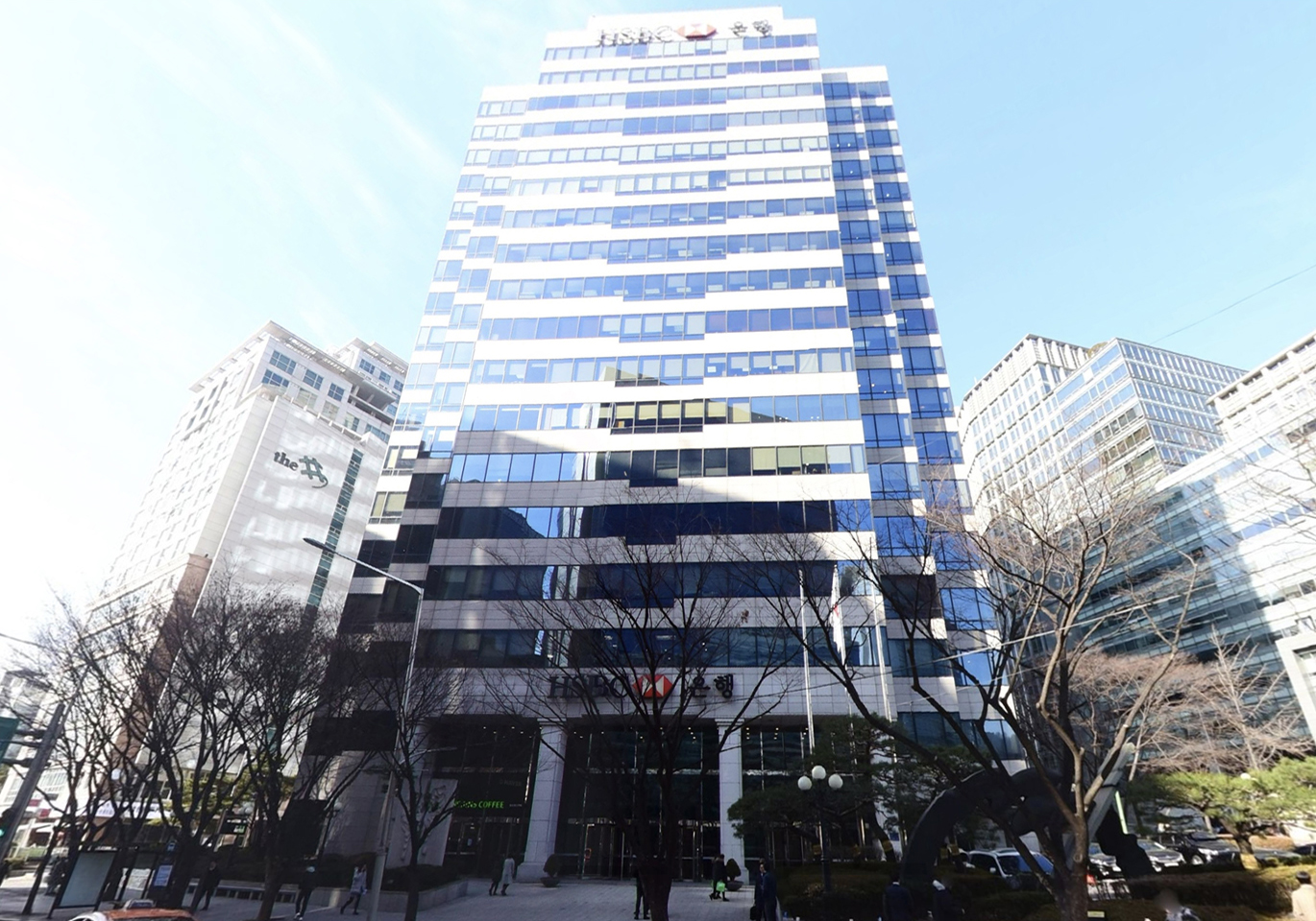 Prain Global acquired the investment equity in the HSBC building from a foreign investor