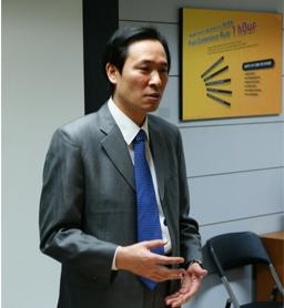 PCG 커뮤니케이션 교육 특강: 우상호 대변인