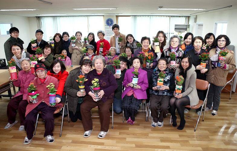 2012 월드비전 봉사활동-공채5기