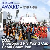 2010 한국 PR 대상  - 프레인 '국제PR 부문' 우수상