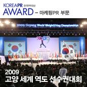 2010 한국 PR 대상 - 프레인 '마케팅PR 부문' 우수상