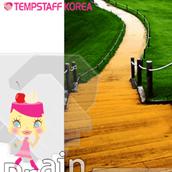 템프스텝코리아 (Tempstaff Korea)