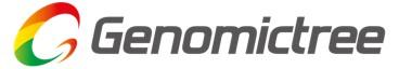 지노믹트리 / 얼리텍 대장암검사